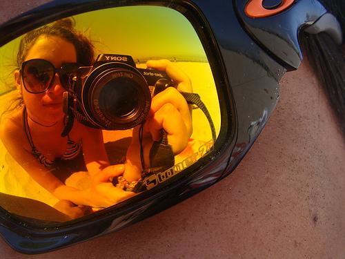 công nghệ kính Oakley
