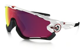 Kính thể thao Oakley Jawbreaker Polarized OO9270-04 gọng trắng