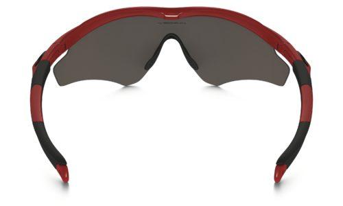Kính Oakley OO9345-02 M2 gọng đỏ tròng đen